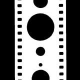 """Józef Robakowski """"Test"""", kadr z filmu"""