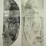 versus, akwaforta i miekki werniks, 2013