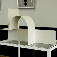 Rzeźby Katarzyny Kobro w Sali Neoplastycznej, foto. N. Trzeciak
