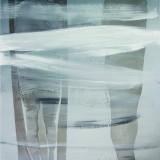 Z cyklu Figury, akryl i olej na płótnie, 120 x 80 cm, 2014
