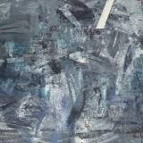 Bez tytułu, akryl na płótnie, 110 cm x 130 cm, 2014