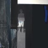Błękitny Chłopiec, akryl na płótnie, 140 cm x 130 cm, 2014