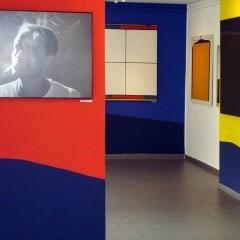 Galeria Blok, Asp w Łodzi, widok wystawy