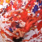 Action Painting, video-performance, 2008