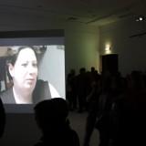 Muzy Łodzi Kaliskiej, video, instalacja, Atlas Sztuki, Łódż, 2010