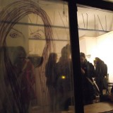 Podejrzana, akcja w przestrzeni publicznej, wystawa, Festiwal No Women No Art, Poznań 2013