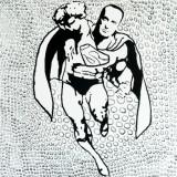 z cyklu Super heroes