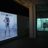 Taniec św. Vita, video-instalacja
