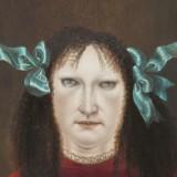 Bez tytułu, 2004 płótno, olej, 81x65cm.( fragment)(  kolekcja Galerii Opus)