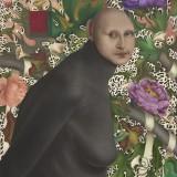 Bez tytułu,2002  płótno, olej, 55x46cm. (kolekcja Galerii Opus)