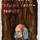 Andrzej Sikorowski tekturkowo