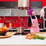 Superwoman - gotowanie 2009