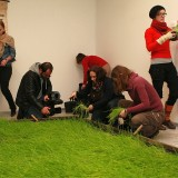zbieramy plony2 finał 05.02.2013, Galeria Manhattan, fot. Andrzej Grzelak