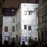 Ghost House, Festiwal Światła, Łódź, 2012