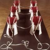 Zaprzęg gorsetów - ucieczka, 2000
